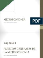MICROECONOMÍA Cap. 1, 2, 3