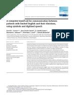 Una ayuda basada en computadora para la comunicación entre pacientes con inglés limitado y sus médicos, usando símbolos y habla digitalizada.pdf