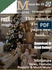 AIM Mag Issue 29 December 2010