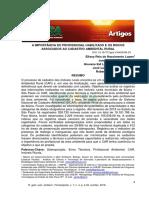A importancia do profissional habilitado e o cadastro ambiental rural.pdf