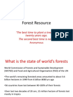 Forest Resource