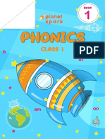 Phonics Class 1 Book 1