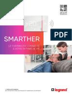 Smarther le thermostat connecté