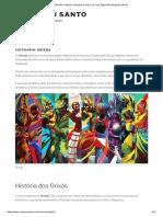 ORIXÁS_ História, Umbanda e Orixás de Casa Signo [ATUALIZADO 2019!] 3