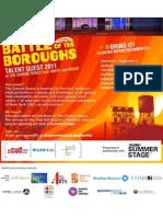 Battle of Boroughs 2010