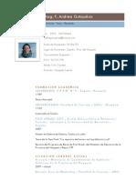 Curriculum Gutauskas OCT 2010