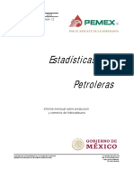 Reporte Pemex