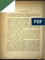 Agradecimiento a la demonstración ofrecida por la Sociedad Argentina de Escritores - Jorge Luis Borges (1945)
