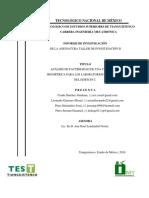 ANÁLISIS DE FACTIBILIDAD DE UNA CERRADURA BIOMÉTRICA PARA LOS LABORATORIOS DE COMPUTO DEL EDIFICIO C.