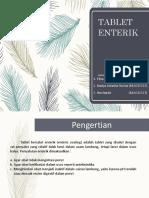 9. tablet enterik