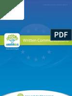 Written Communication for Assistants Arboreus eBook