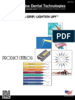 PDT Instrument Catalog