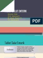 10. TABLET SALUT ENTERIK