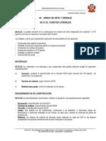 05 OBRAS DE ARTE Y DRENAJE