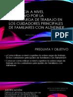 presentacion de avances neuro