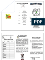 Leaflet Diet Penyakit Kanker
