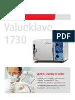 Tuttnauer Infection Control Catalog