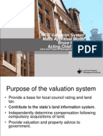 FIG 2010 - Valuation System