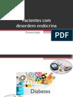 ODONTOLOGIA - DIABESTES E TIREOIDE
