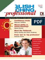 English Teaching Professional Magazine 60