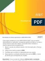 AIRIS KIRA N10021 - Reinstalação do sistema operacional