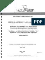 Informe Control 937 2015 CG MPROY AC