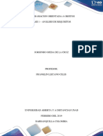 fase 1 - analisis de requisitos