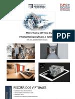 Visualización dinámica e interactiva