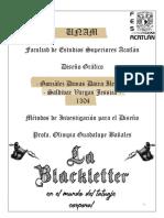 La Blackletter
