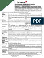 Pacasmayo - Aviso de Oferta 1ra y 2da Emision