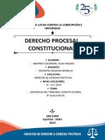 JURISPRUDENCIA DERECHO AL DESARROLLO PERSONAL