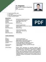 Resume-RAIN-new