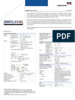 CMA-156-Technical-Data-ESP