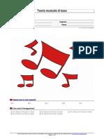 Teoria musicale di base