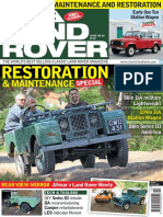 2018-10-01 Classic Land Rover
