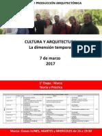 2017 03 07 cultura arquitectónica