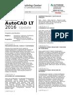 Syllabus del curso de AutoCAD LT 2016_ATC Macrotec_PRONIED_ACADLT_UPD_01.doc