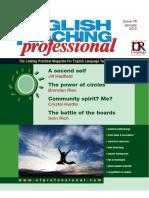 English Teaching Professional Magazine 78