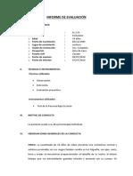INFORME PSICOLOGICO ANGELICA