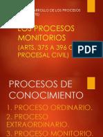 Procesos Monitorios 1