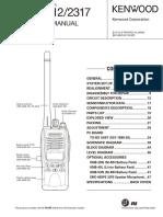 Diagrama Tk2312 Kenwood