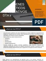 DESORDENES TRAUMATICOS ACUMULATIVOS
