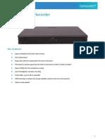 UNV NVR302-S-P Series V1.03