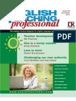 English Teaching Professional Magazine 83