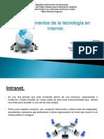 Fundamentos de la tecnología en internet