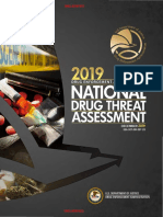 DOJ Drug Assessment Report 2019
