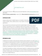 Accidente cerebrovascular isquémico en niños y adultos jóvenes_ epidemiología, etiología y factores de riesgo - UpToDate