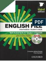 English File Intermediate Student Book.pdf
