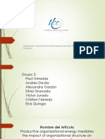 Presentación Artículo Cientifico de Andreas Alexiou