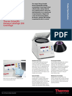 CATALOGO - Centrifuga Labofuge 200 Thermo Scientific